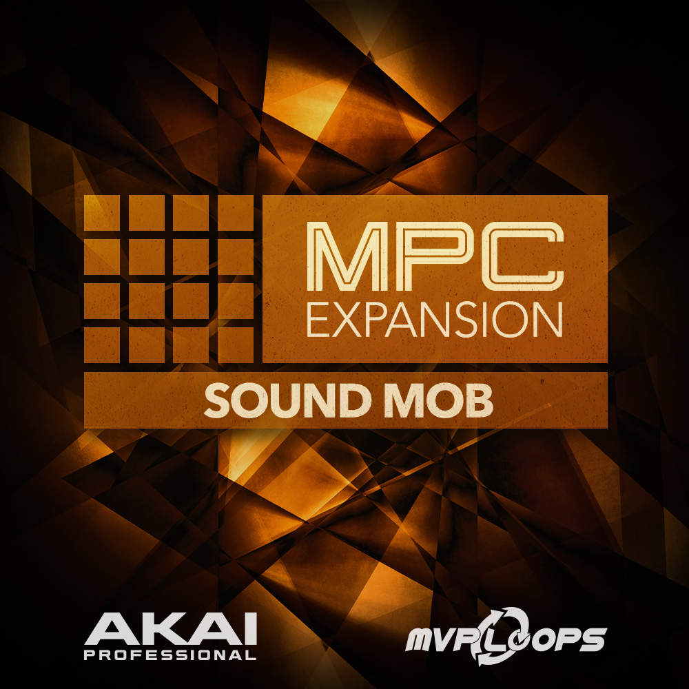 Akai Professional MPC Expansion Sound Mob