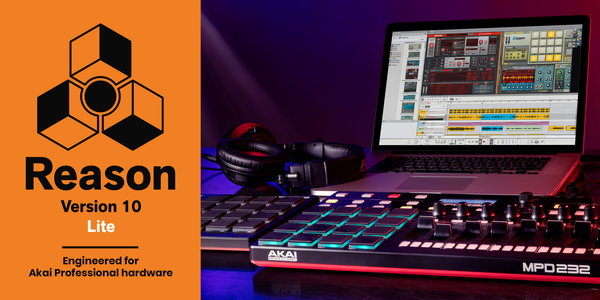 Propellerhead Reason 10 Lite